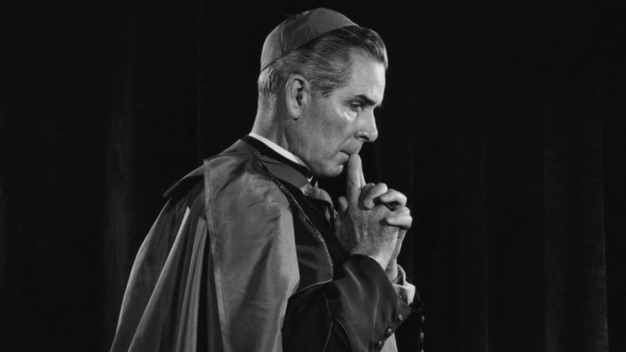 SE POSPONE LA BEATIFICACIÓN DEL VENERABLE FULTON SHEEN